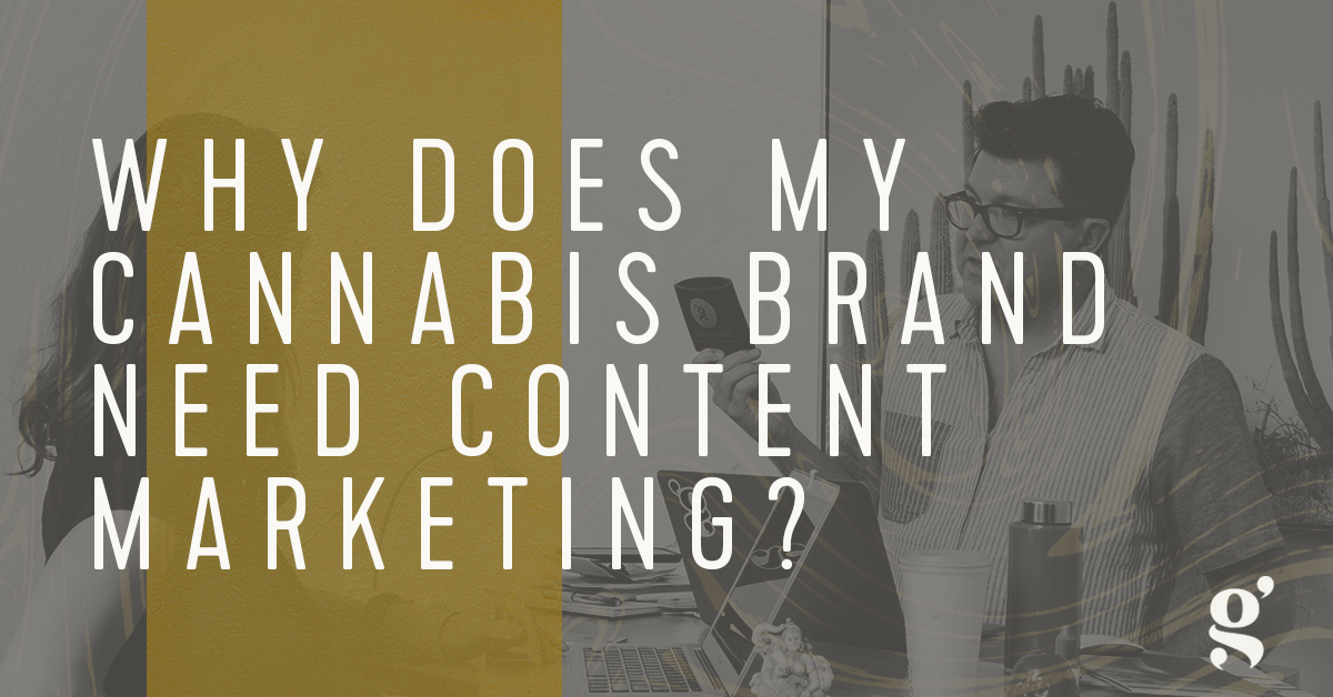 Ricardo Baca, CEO of Grassland helping with the marketing cannabis products