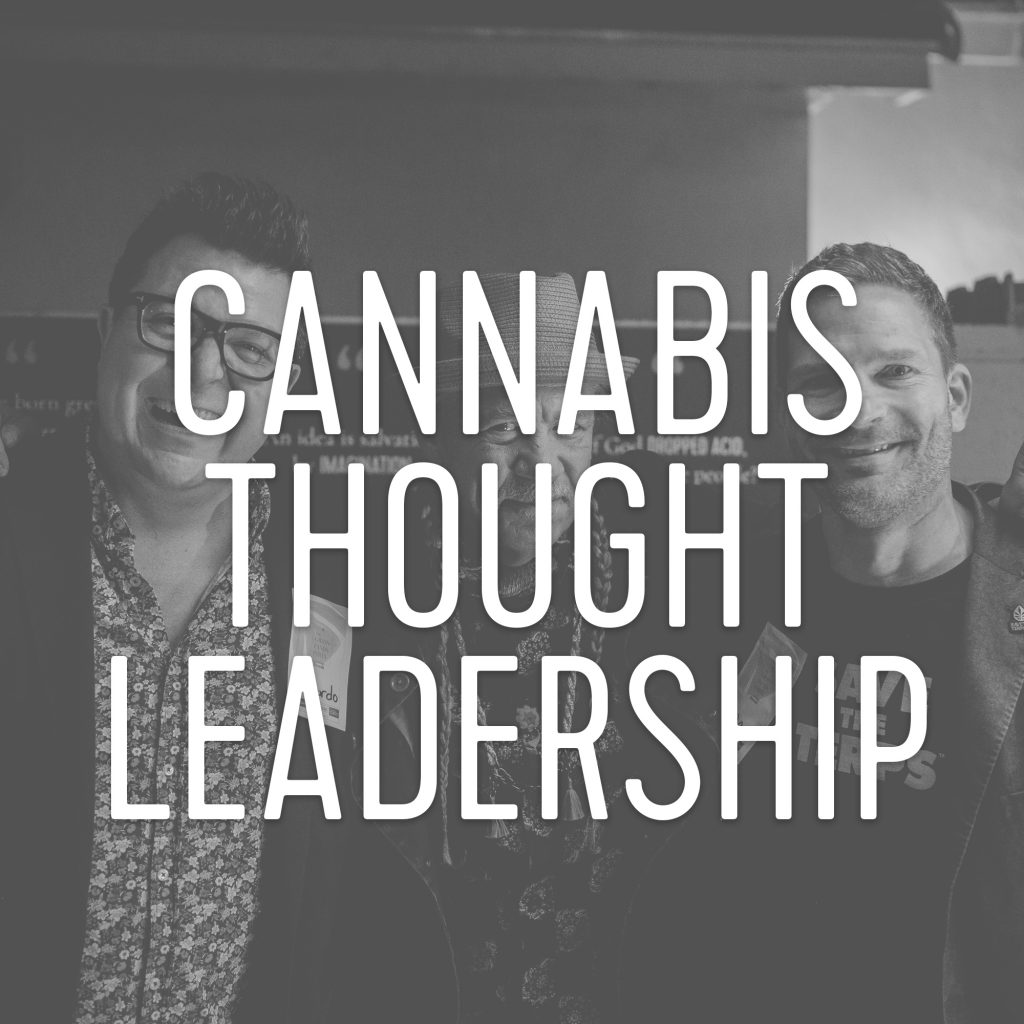 cannabis thought leadership at Grasslands: A Journalism Minded Agency
