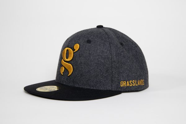 Grasslands Hat Side