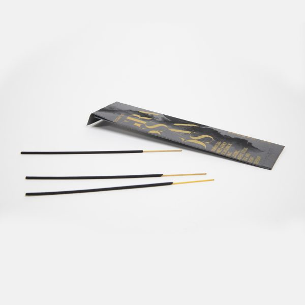 Incense sticks and packaging
