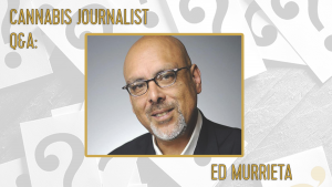 Cannabis Journalist Ed Murrieta Takes on Food
