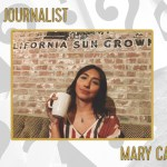 Cannabis journalist Mary Carreon