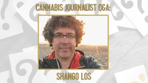 Cannabis journalist Shango Los is dedicated to sharing research-based info about cannabis medicine, cultivation and much more in his podcast Shaping Fire